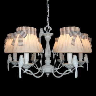 吊灯, 简欧吊灯, 现代吊灯, 装饰, 小鸟装饰吊灯, 现代