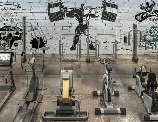 健身器材, 体育器材