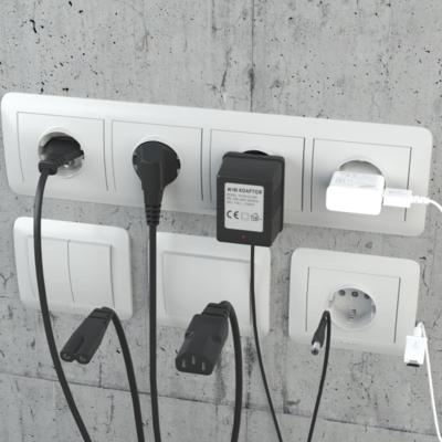 插头, 插座, 电源插头, 家用电器, 现代电源插头, 现代