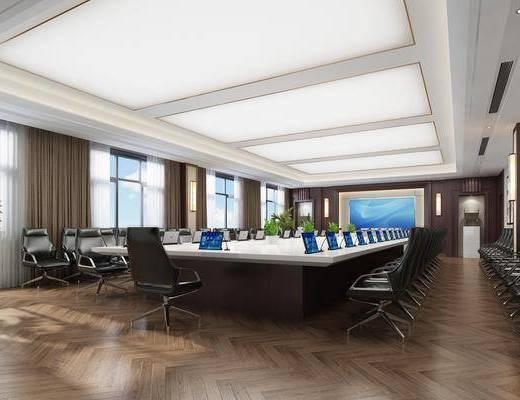 會議室, 現代會議室
