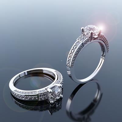 现代戒指, 现代, 戒指