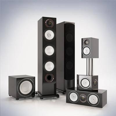 音箱, 低音炮, 电器, 现代
