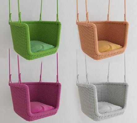现代吊椅, 秋千椅