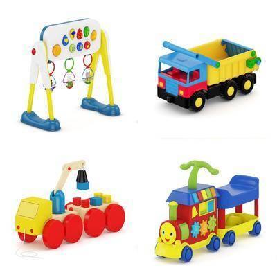 儿童玩具, 现代