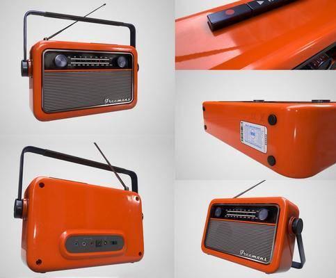 收音機, 現代