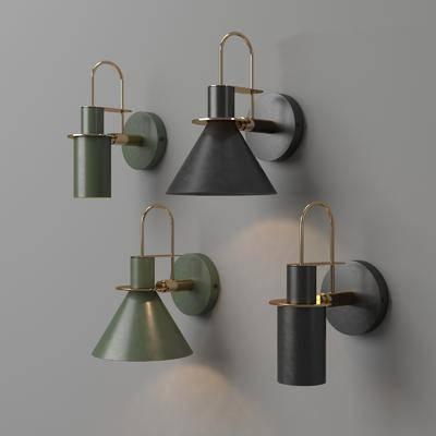壁灯, 轻奢壁灯, 灯