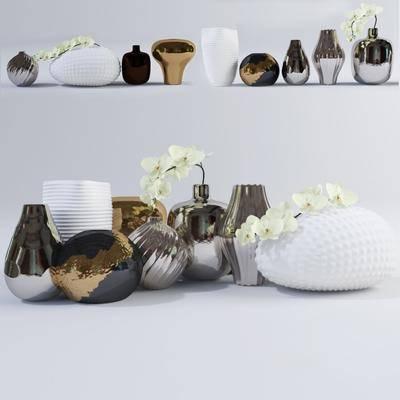 花瓶, 现代
