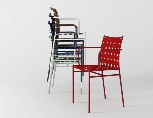 现代椅子, 椅子, 单椅