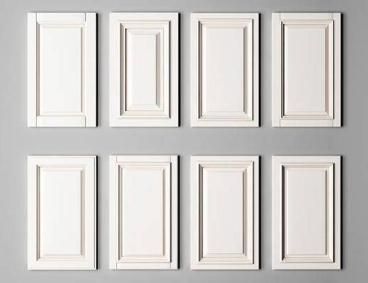 柜门, 门板, 橱柜门, 衣柜门, 现代门板, 现代