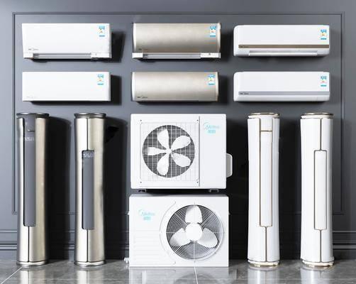 空调, 空调外机, 立式空调, 电器