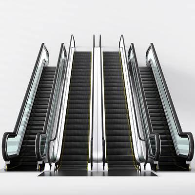 电梯, 现代扶梯, 现代电动扶梯电梯, 现代