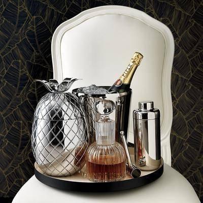 冰桶, 调酒瓶, 现代