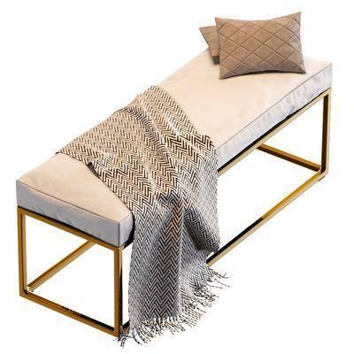 床尾踏, 贵妃椅, 躺椅
