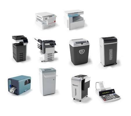 打印设备, 单体, 办公用具