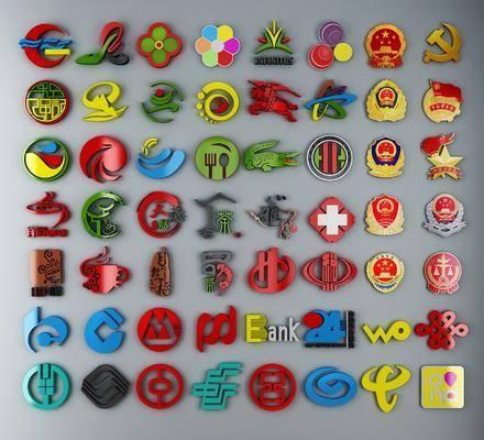 现代国徽, 国徽, 徽章, logo