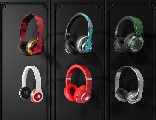 耳机, 音箱, 耳麦