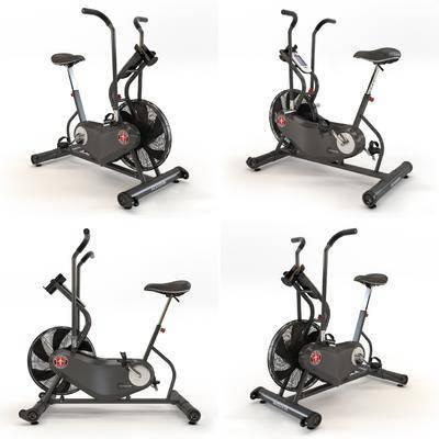 单车, 健身器材, 体育器材, 现代