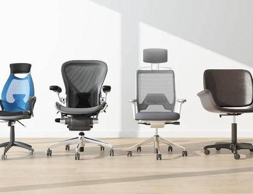 办公椅, 现代办公椅, 办公家具