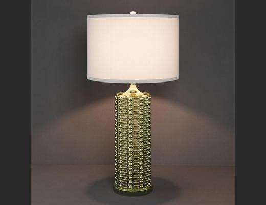现代简约, 底座台灯, 台灯