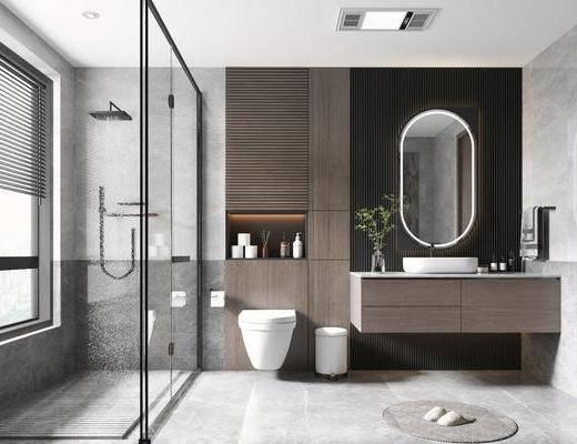 家装, 现代卫浴