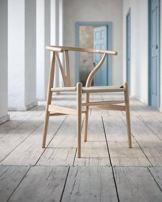 单人椅, 椅子, 休闲椅, 北欧