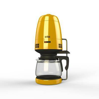 咖啡機, 廚房電器, 現代咖啡機
