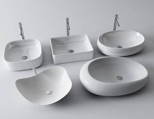 台盆, 洗手盆