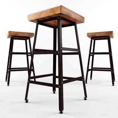 吧椅, 吧凳, 工业风, 现代