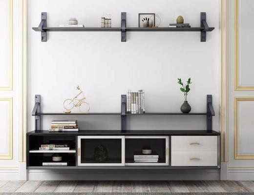 地柜, 装饰柜, 玄关柜, 餐边柜, 侧边柜, 边柜, 摆件, 装饰品, 陈设品, 现代