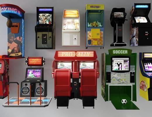 游戏机组合, 现代