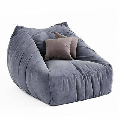 懒人沙发, 单人沙发, 沙发组合
