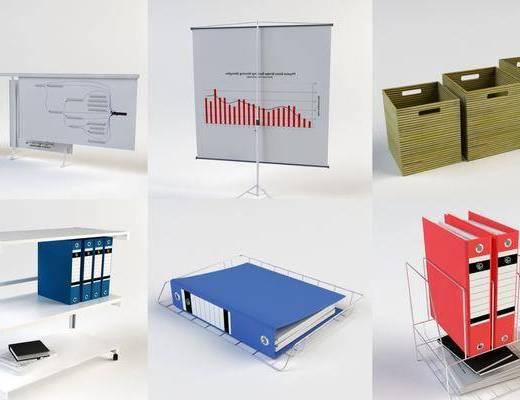 文件夹, 办公用品, 文件架