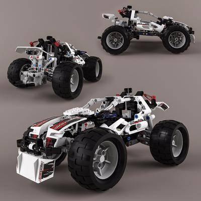 玩具车, 现代