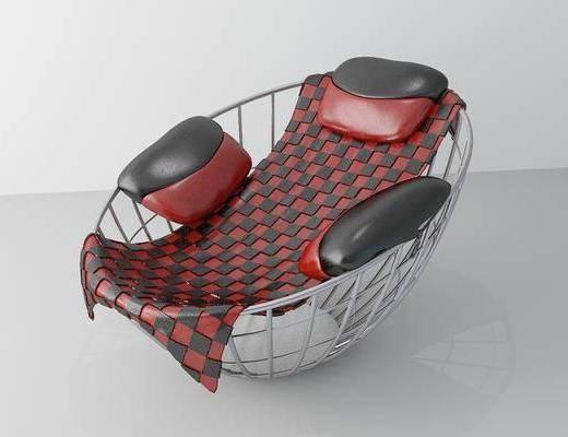 躺椅, 休闲椅, 休闲沙发, 单人沙发