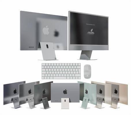现代电脑显示屏