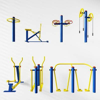体育器材, 健身器材, 户外健身, 体育设施