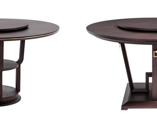 餐桌椅组合, 新中式
