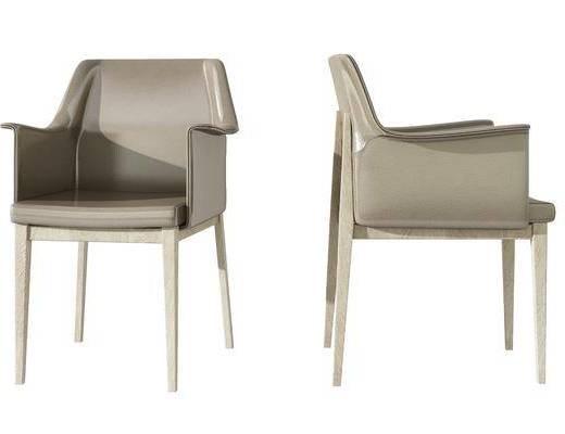现代, 休闲椅, 单椅, 单体