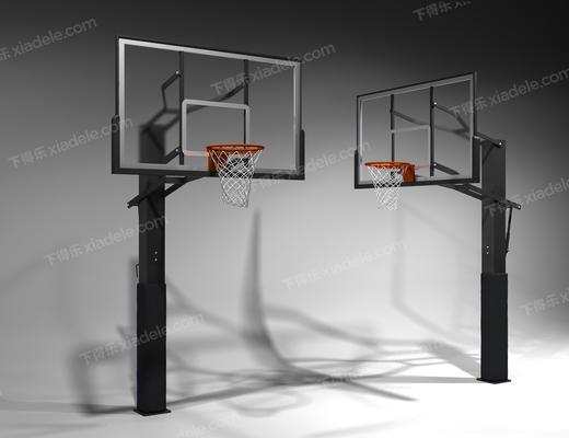 体育器材, 篮球架, 篮球