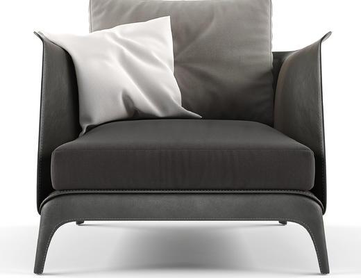 沙发, 家具