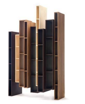 装饰架, 书柜, 书架
