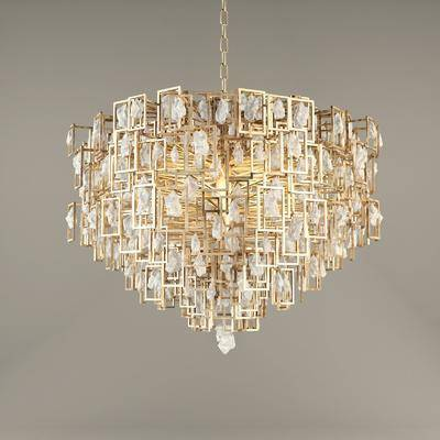 吊灯, 金属吊灯, 现代, 后现代, 灯, 灯具