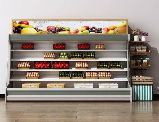 展示柜, 冰柜架, 置物架, 保鲜柜