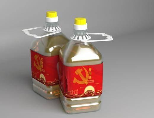 色拉油, 油桶, 食用油