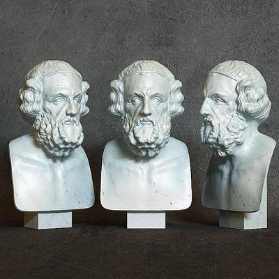 人物雕像, 雕塑, 现代