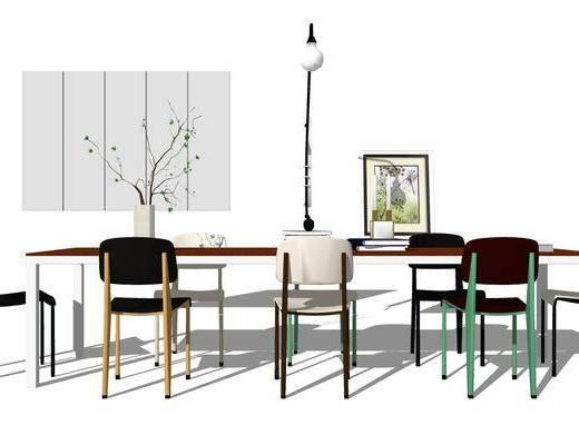 桌椅組合, 北歐餐桌