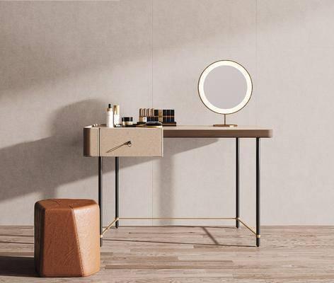 现代, 梳妆台, 组合