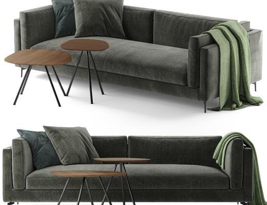 现代沙发, 茶几, 北欧沙发, 沙发, 多人沙发, 布艺沙发
