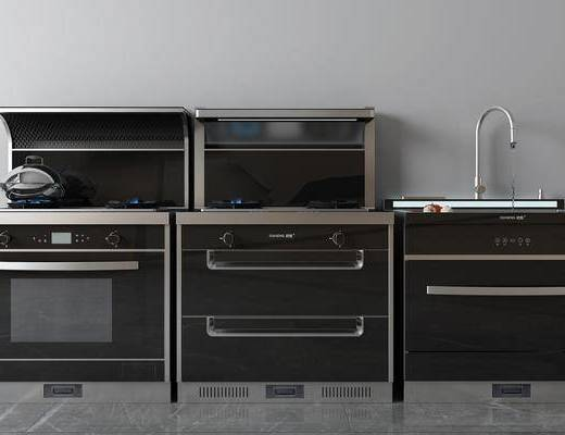 现代, 燃气灶, 厨房电器