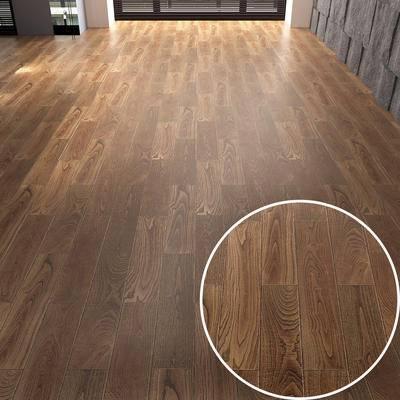 木纹, 地板